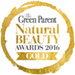 Green Parent Award Gold 2016