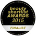 Beauty Shortlist Awards 2015 - Finalist